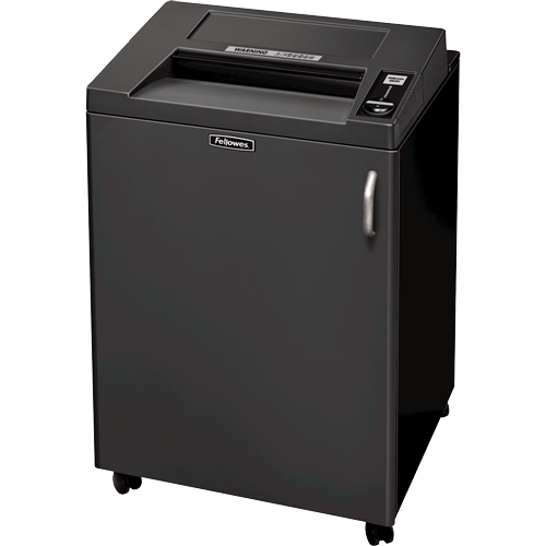 Fellowes Fortishred 3850C TAA Compliant Cross-Cut Shredder ; UPC 043859648832