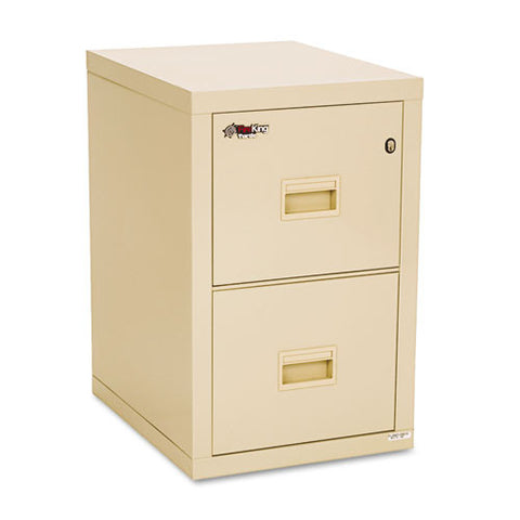 FireKing Insulated Turtle File Cabinet FIR2R1822CPA, Tan (UPC:033983034571)