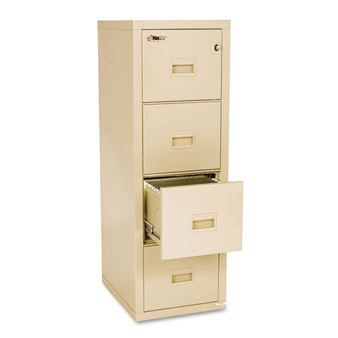 FireKing Insulated Turtle File Cabinet FIR4R1822CPA, Tan (UPC:033983034588)