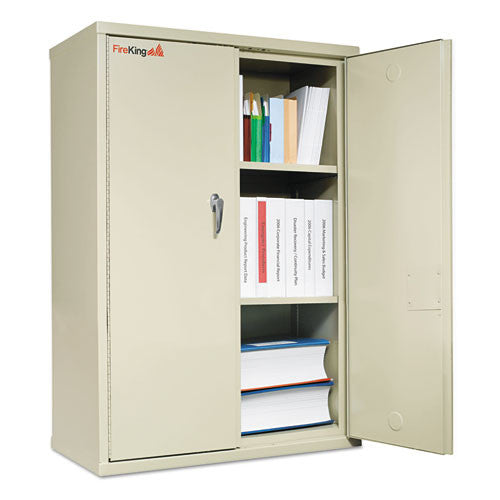 FireKing Insulated Storage Cabinet FIRCF4436D,  (UPC:033983074928)