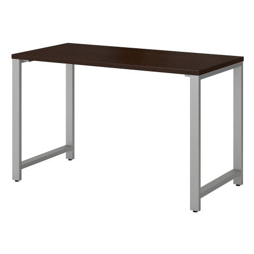 Bush 400 Series 48W x 24D Table Desk, Mocha Cherry 400S146MR ; UPC: 042976073374 ; Image 1