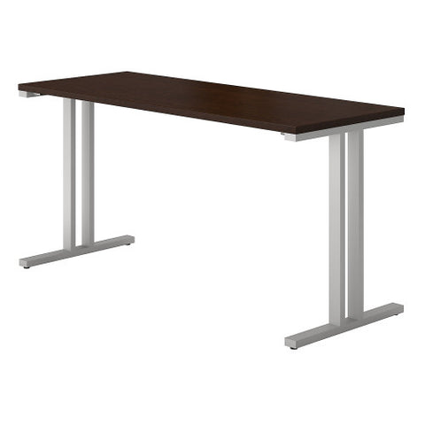 Bush 400 Series 60W X 24D Training Table, Mocha Cherry 400S172MR ; UPC: 042976058890 ; Image 1
