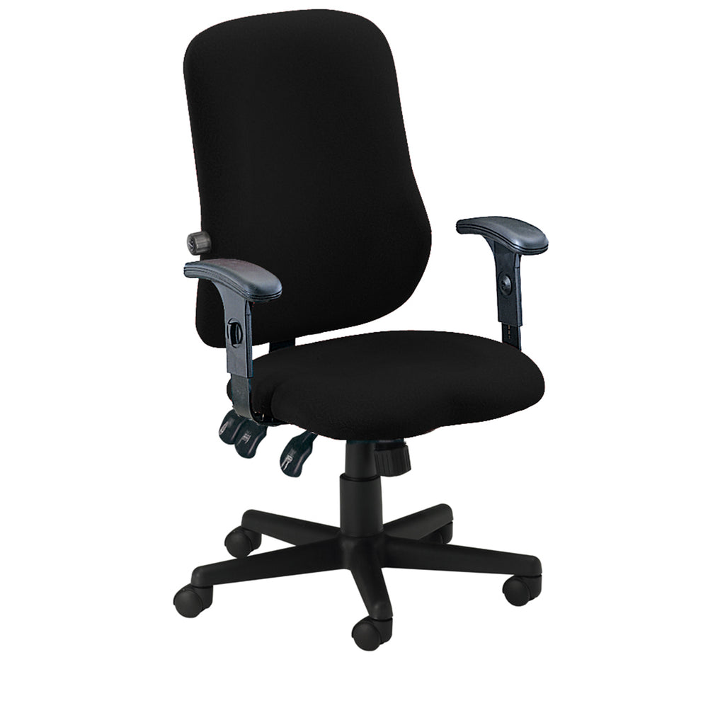 Safco Products Comfort Contoured Support Chair 4019AG2113(Image 2)