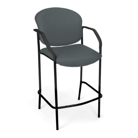 OFM Manor Series Cafe Height Chair with Arms ; UPC: 845123014424