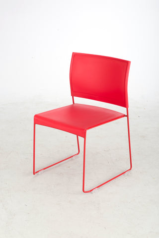Safco Products Currant™ High Density Stack Chair (Qty. 4) 4271RR Image 6