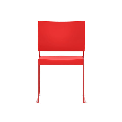 Safco Products Currant™ High Density Stack Chair (Qty. 4) 4271RR Image 2