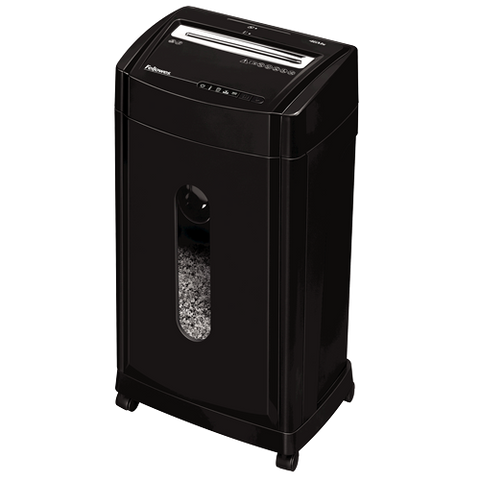fellowes-micro-cut-shredder-12sht-cap-black ; UPC 043859707713