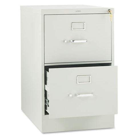 HON 310 Series Vertical File in Light Gray ; UPC: 089192159147