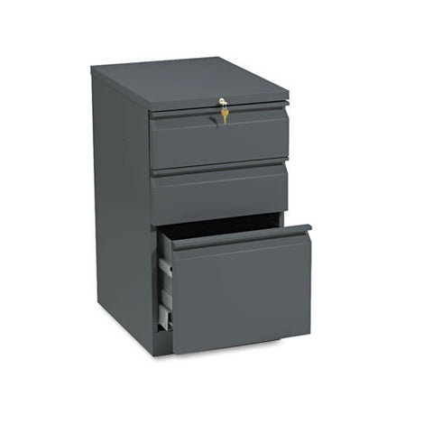 HON Brigade Mobile Pedestal in Charcoal ; UPC: 631530590947