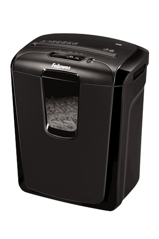 Fellowes Powershred® 49C Cross-Cut Shredder ; UPC 043859665280