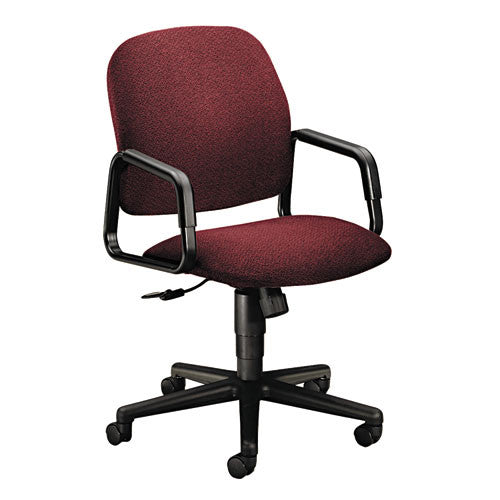 HON Solutions Seating 4001 Executive High-Back Chair HON4001AB62T, Burgundy (UPC:745123348416)