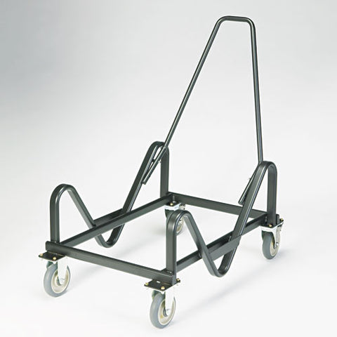 HON Series_4033 Series GuestStacker Chair Cart HON4033T, Black (UPC:745123538701)