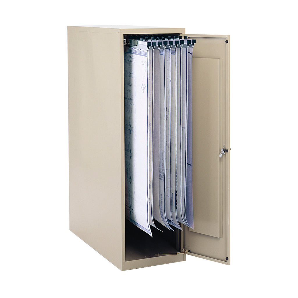 Safco Products Large Vertical Storage Cabinet 5041(Image 1)