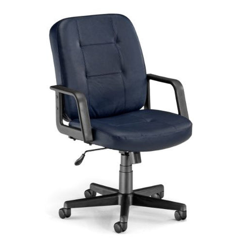 OFM Leather Executive/Conference Chair ; UPC: 811588014538
