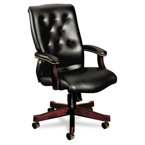 HON 6540 Series Executive High-Back Chair HON6541NEJ10, Black (UPC:020459122757)
