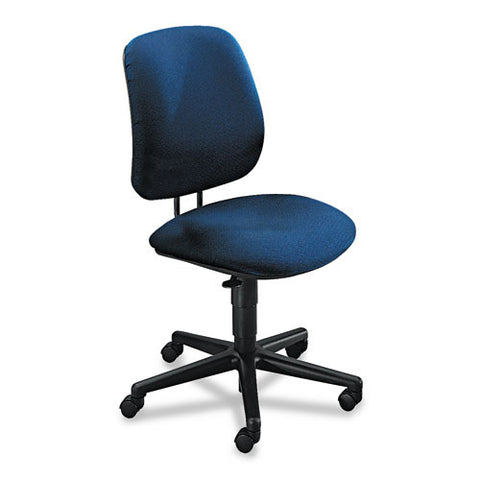 HON 7701 Pneumatic Pro-Task Swivel Chair HON7701AB90T, Blue (UPC:745123348485)
