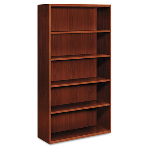 HON Arrive VW612X 5-Shelf Bookcase HONVW612XJJ, Cherry (UPC:089192240951)