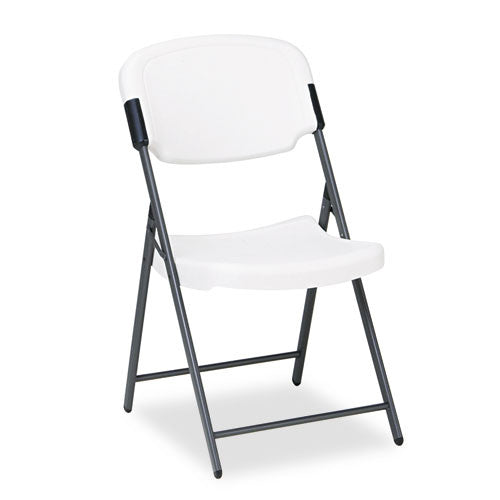 Iceberg Rough 'N Ready Folding Chair ICE64003, Silver (UPC:674785640036)