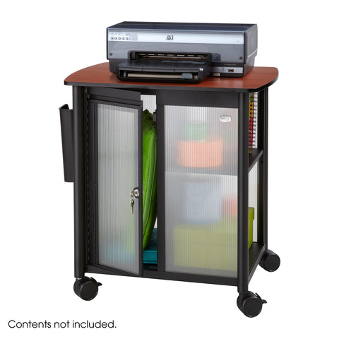 Safco Products Impromptu Personal Mobile Storage Center 5377BL(Image 2)