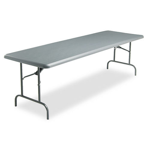 Iceberg IndestrucTable TOO 1200 Series Folding Table ICE65237,  (UPC:674785652374)
