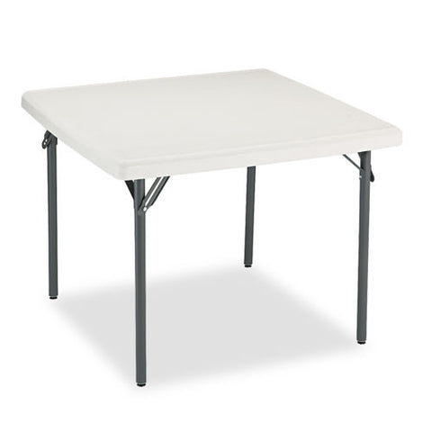 Iceberg IndestrucTable TOO 1200 Series Folding Table ICE65273, Gray (UPC:674785652732)