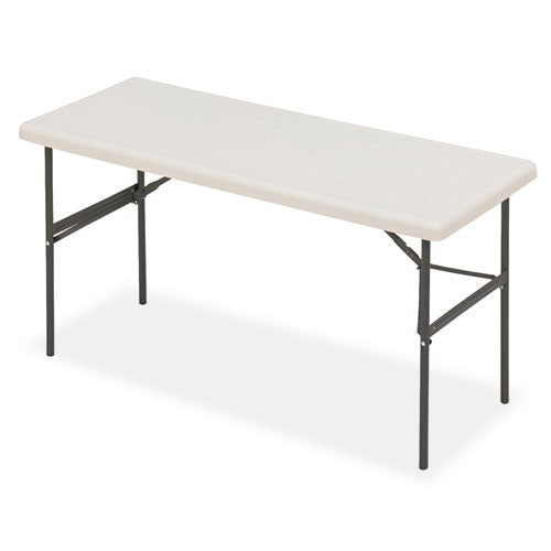 Iceberg IndestrucTable TOO 1200 Series Folding Table ICE65373,  (UPC:674785653739)