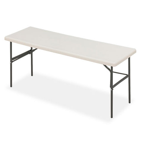 Iceberg IndestrucTable TOO 1200 Series Folding Table ICE65383,  (UPC:674785653838)