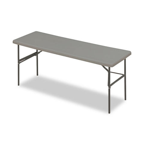 Iceberg IndestrucTable TOO 1200 Series Folding Table ICE65387,  (UPC:674785653876)