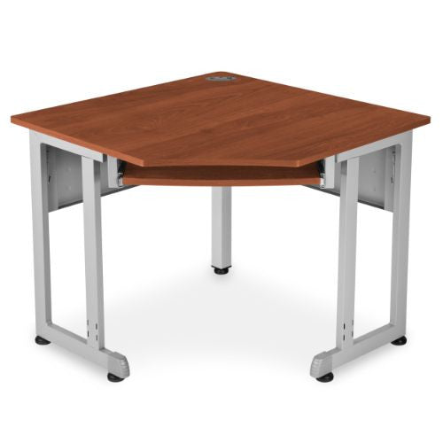 "OFM 5-Sided Corner Table 24"" x 24"" ; UPC: 811588017447"