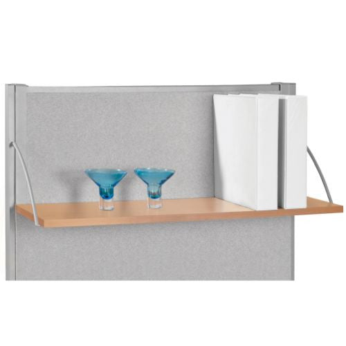 "OFM Rize Hanging Open Shelf 36.25"" ; UPC: 845123014646"