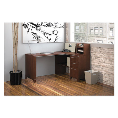 BBF Enterprise Collection 60W x 47D Corner Desk ; UPC: 42976299910 ; Image 2