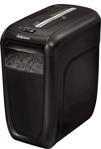 Fellowes Powershred® 60Cs Cross-Cut Shredder ; UPC 043859642830