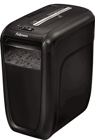 Fellowes Powershred 60Cs Cross-Cut Shredder ; UPC 043859642830