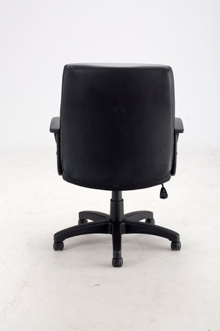 Safco Products Poise Executive Mid Back Seating 6301BV Image 2
