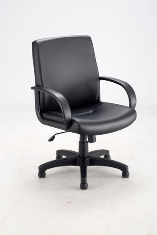 Safco Products Poise Executive Mid Back Seating 6301BV Image 5