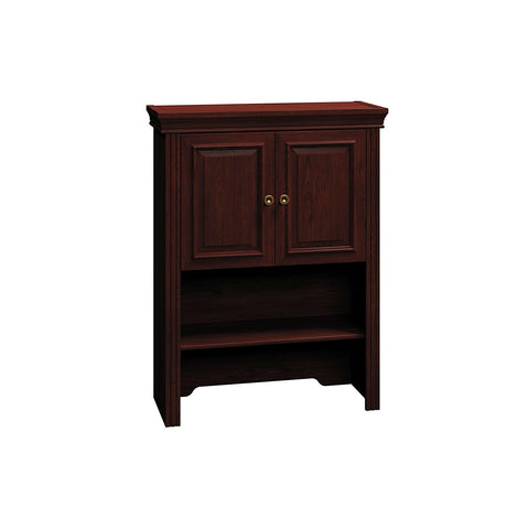 Bush Business Furniture Syndicate Collection 30W Lateral File Hutch in Harvest Cherry ; UPC: 042976518134 ; Image 1