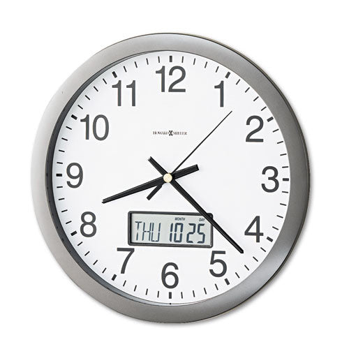 Howard Miller Chronicle Wall Clock ; (020867251957)
