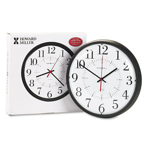 Howard Miller Alton Auto Daylight Savings Wall Clock ; (020867253234)