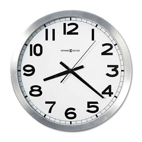 Howard Miller Round Wall Clock ; (020867254507)