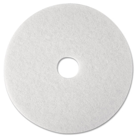 3M Super Polish Pad ; (048011084763); Color:White
