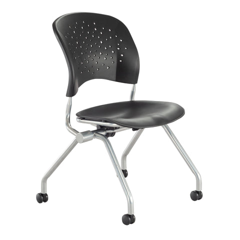 Safco Products Reve™ Nesting Chair 6808BLP Image 1