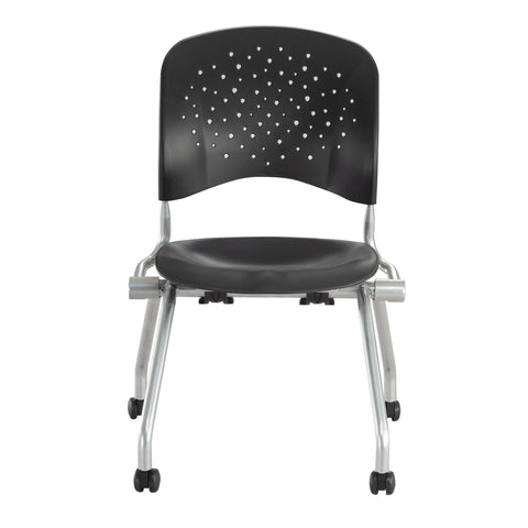 Safco Products Reve™ Nesting Chair 6808BLP Image 5