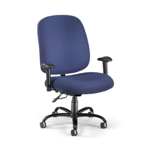 OFM Big & Tall Task Chair with Arms ; UPC: 811588015436