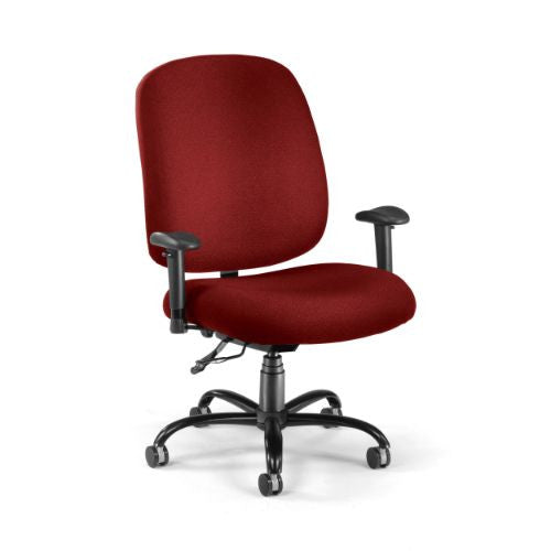 OFM Big & Tall Task Chair with Arms ; UPC: 811588015443
