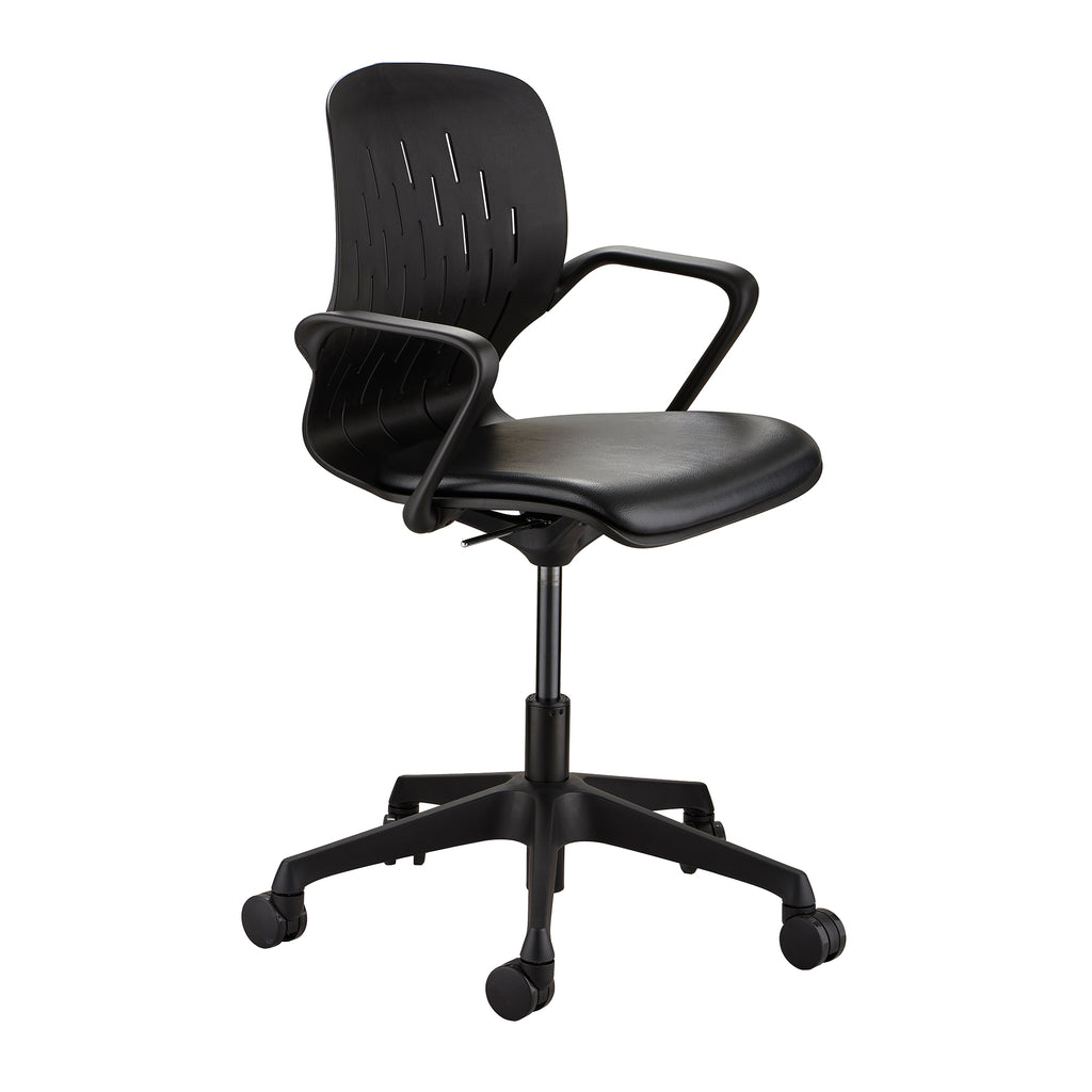 Safco Products Shell™ Desk Chair 7013BL Image 1