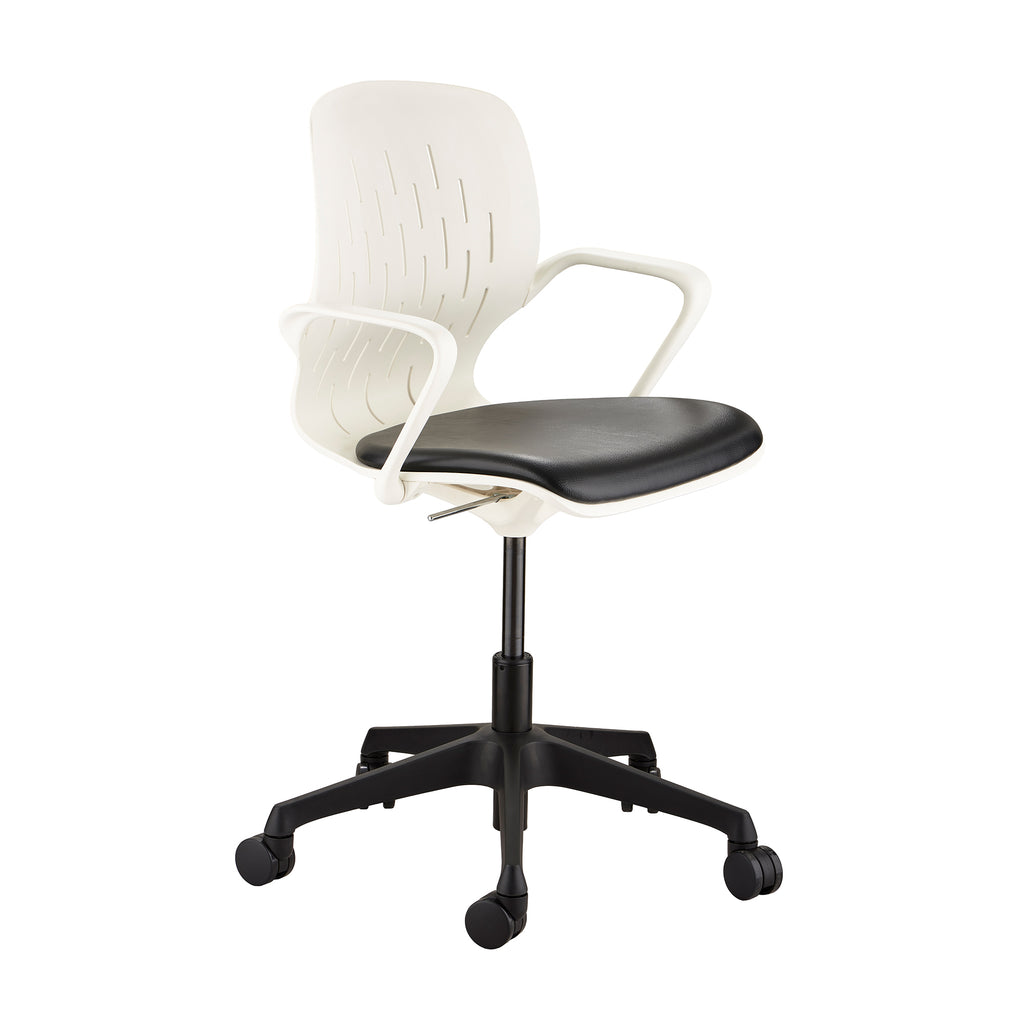 Safco Products Shell™ Desk Chair 7013WH Image 1