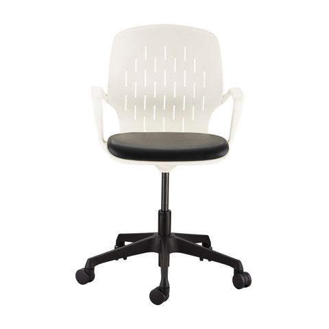 Safco Products Shell™ Desk Chair 7013WH Image 2