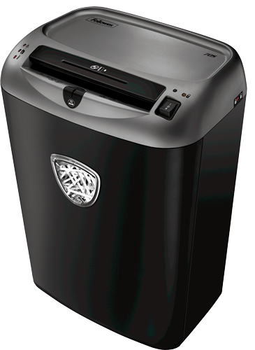 Fellowes Powershred® 70S Strip-Cut Shredder ; UPC 043859630981