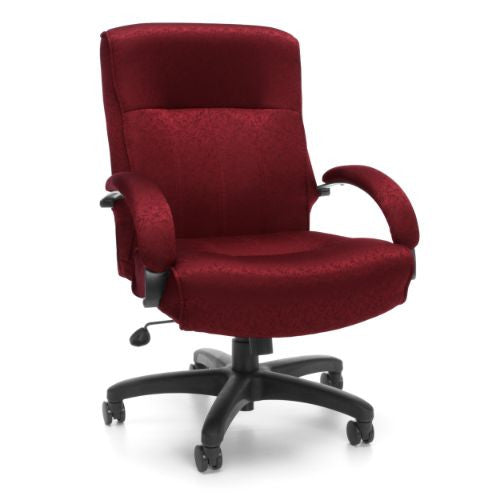OFM Big & Tall Executive Mid-Back Chair ; UPC: 845123031445