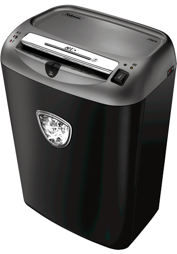 Fellowes Powershred 75Cs Cross-Cut Shredder ; UPC 043859630455